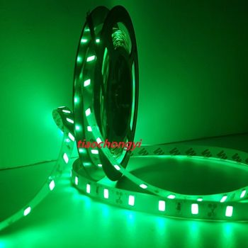 5M-DC12V-Green-5630-SMD-300LED-Strip-light-flexible-60led-m-non-waterproof-IP20
